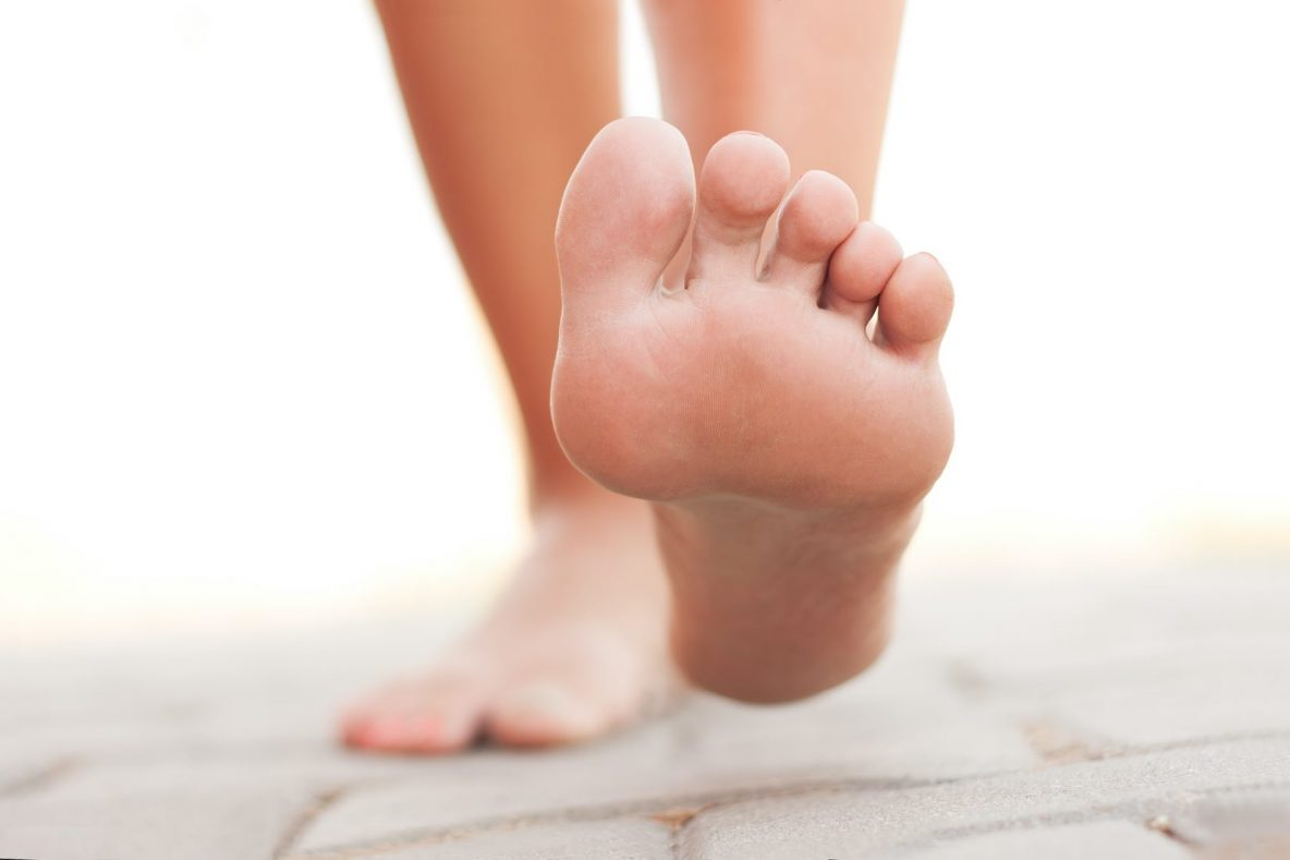 we have foot orthotics can correct your foot and ankle